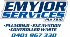 Emyjor MYOB logo