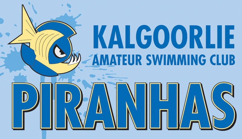Kalgoorlie Amateur Swimming Club Logo